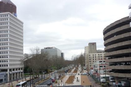 La rue Garibaldi transformée