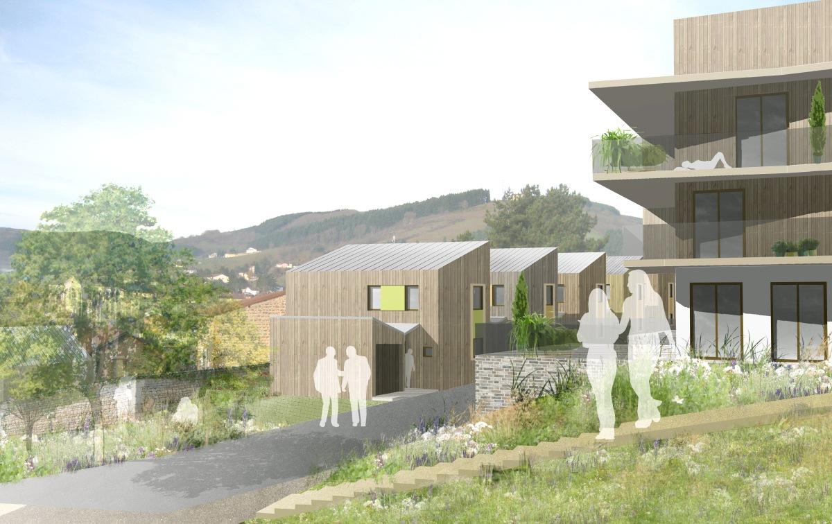 des logements pour r investir le coeur de ville de tarare. Black Bedroom Furniture Sets. Home Design Ideas