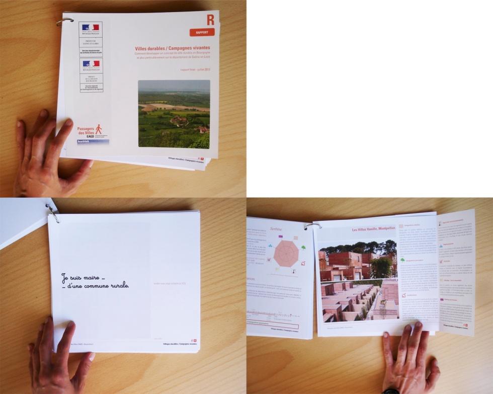 Le livre dont vous êtes le héros - version urbanisme et campagne durable pour les élus de Saône et Loire