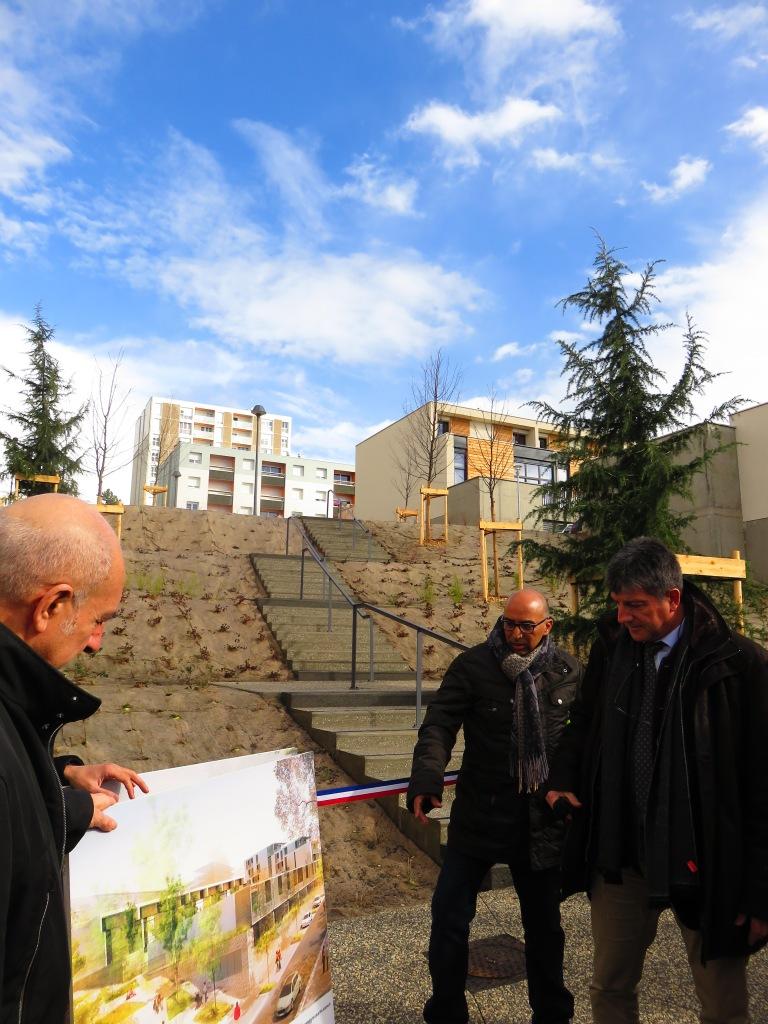 Présentation du projet Immobilier par l'agence JSA