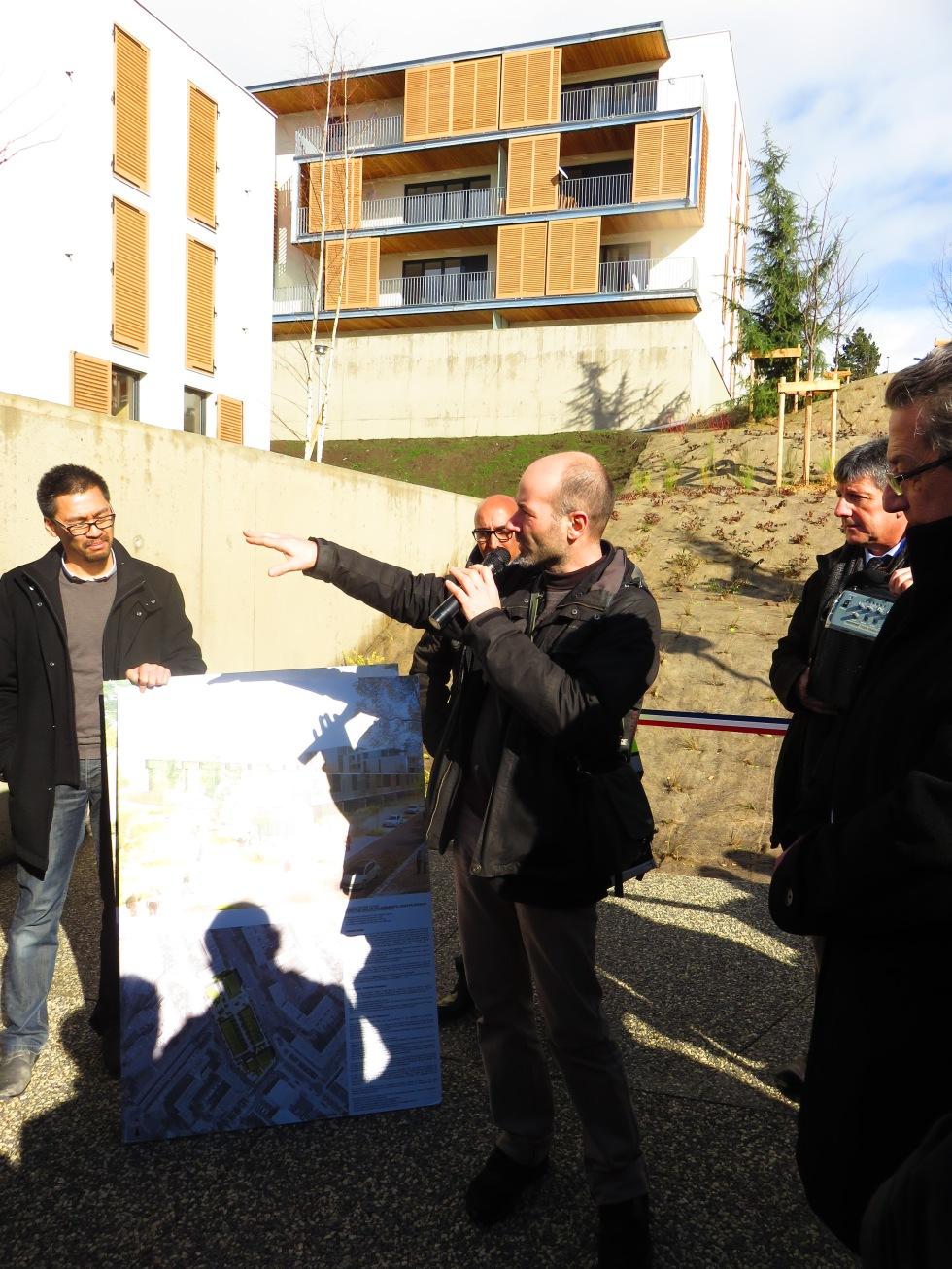 Sylvain Jacquemet - Concepteur du projet chez Passagers des Villes