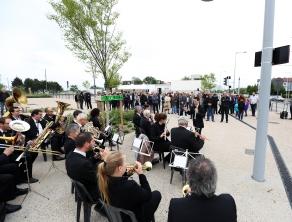 Espaces publics Champratel à Clermont Ferrand (Champratel)