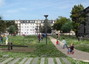 La Plaine - projet